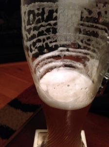 Great lacing from Over the Pils