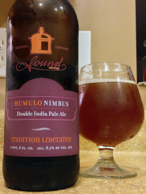 sound brewing humulo nimbus double ipa washington