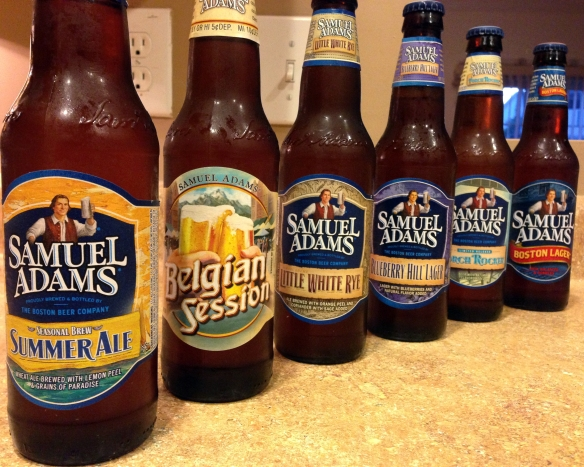 sam adams-summer pack-summer ale-summer beer-beer-Boston Beer Company
