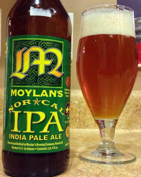 moylan-ipa-india pale ale-beer-moylan beer