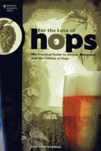 for the love of hops-hops book-book