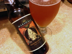 arrowhead_pale_ale_beer_marshall_brewing