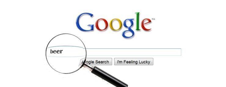 search bar header sphere