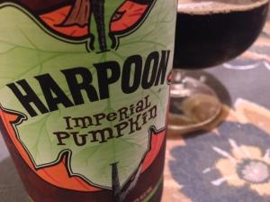 harpoon_imperial_pumpkin_beer_beer review