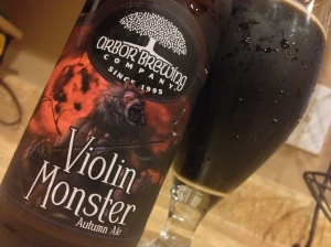 arbor_brewing_violin_monster_belgian_dark_beer