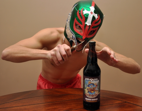 clown shoes-chocolate sombrero-beer-stout-beertography-bottle