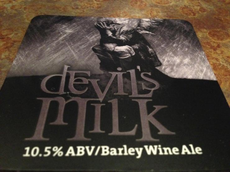 duclaw-duclaw brewing-devil's milk-barleywine-beer