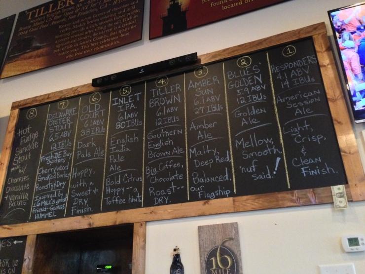 16 Mile Brewing-16 Mile-beer