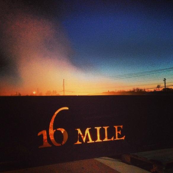 16 Mile-fire-beer
