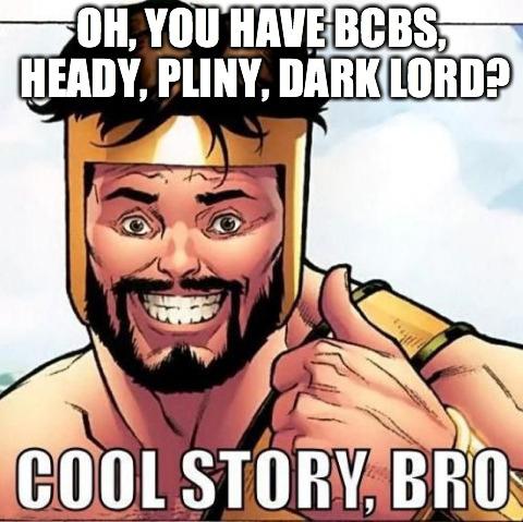 cool story bro beer