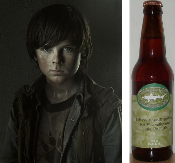 carl grimes-beer