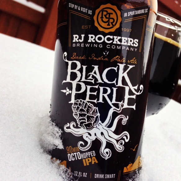 RJ Rockers-black perle-black ipa-ipa-India pale ale-stout-beer-beertography