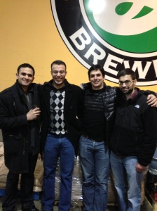 Sharp End Brewing-Crew