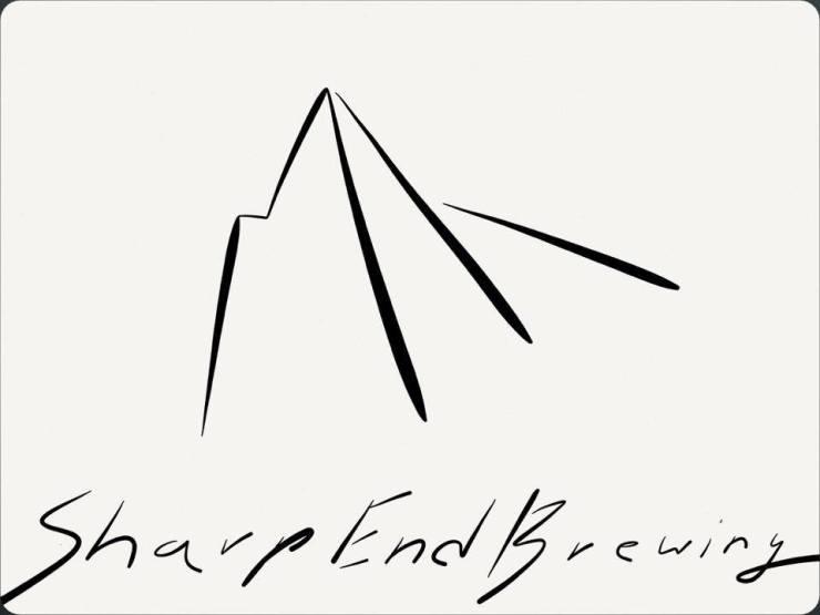 Sharp End Brewing-logo
