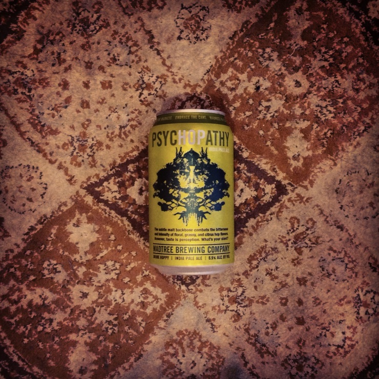 mad tree-psychopathy-beer-beertography