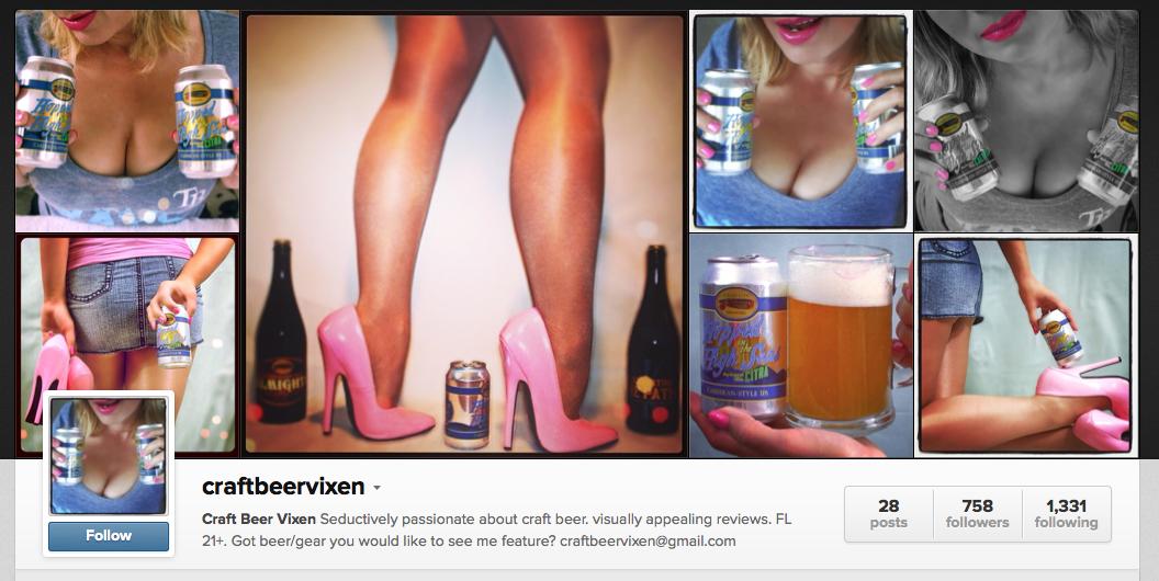 Craft Beer Instagram Hashtags