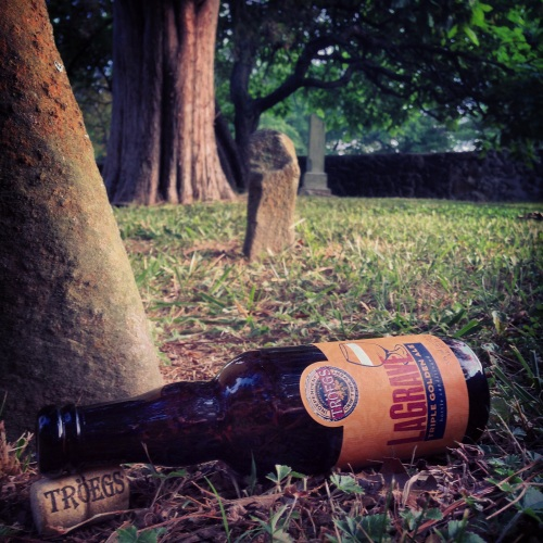 troegs-lagrave-belgian-beer-beertography-cemetary-photo-picture