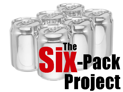six-pack project logo 6