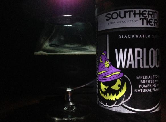 southern tier-warlock-pumpkin stout-stout