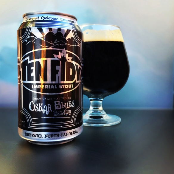 oskar blues-ten fidy-imperial stout-beer-beertography