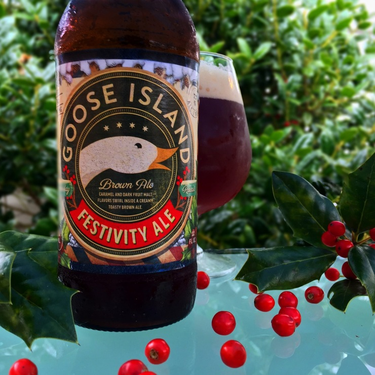 goose island-festivity ale-christmas-holidays-beer-craft beer-beertography