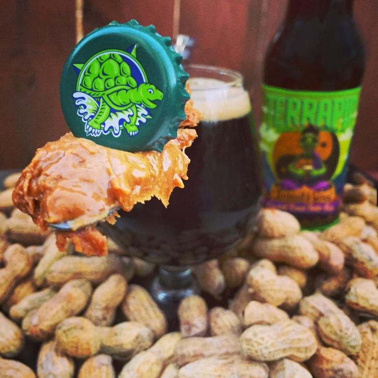 terrapin-peanut butter beer-peanut butter-liquid bliss-beer-craft beer-beertography-3