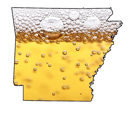Arkansas beer state