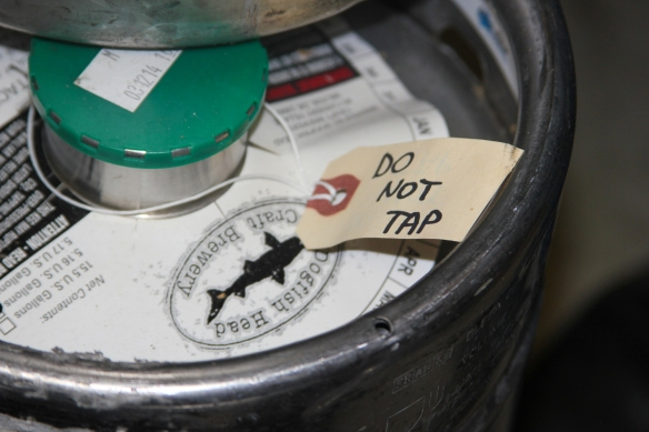 dogfish head-keg