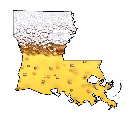 Louisiana beer state