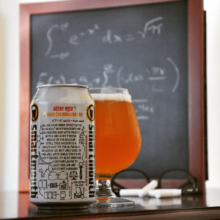 smartmouth alter ego-beer nerd-farmhouse-saison-beer-beertography