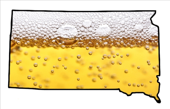 South Dakota beer state