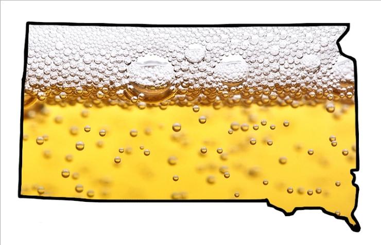 South Dakota beer state