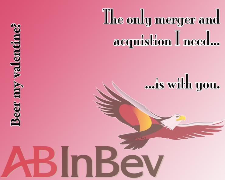 ab inbev-valentines day