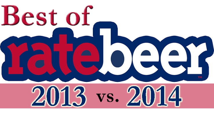 RateBeer-header 2013 vs 2014