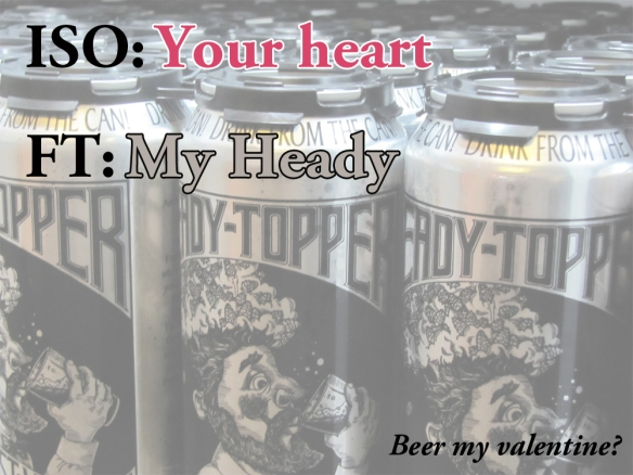 heady topper-valentines day
