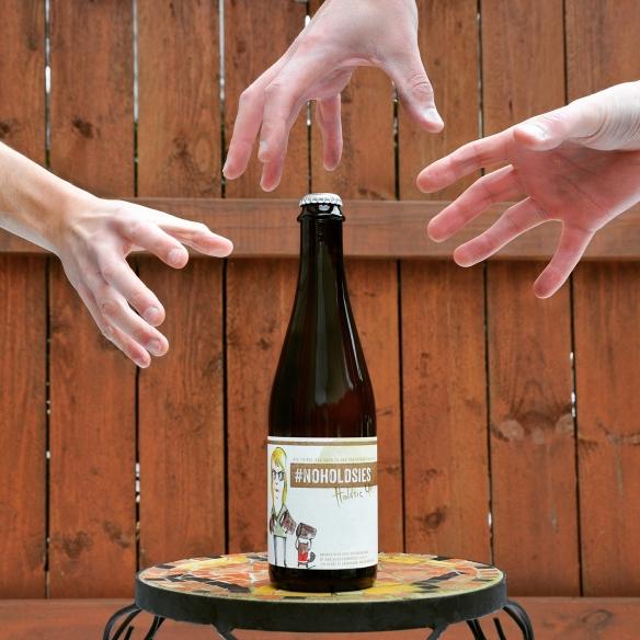 haw river ales-no holdsies-tripel-nc beer-beer-craft beer-beertography-web