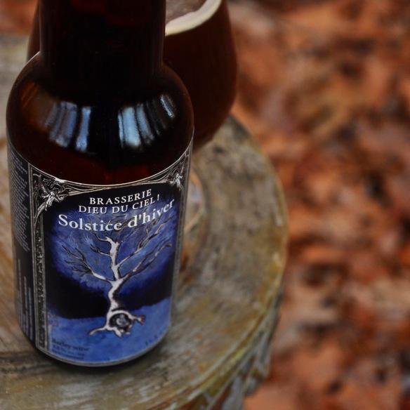 brasserie dieu du ciel-dieu du ciel-solstice dhiver-barleywine-beer-beertography-winter-photo-picture