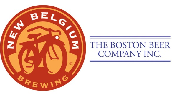 combined logo-new belgium-boston beer