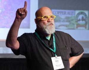 Alan Newman wants to make Alchemy & Science tops among new demographics. Photo via Brewbound.com.
