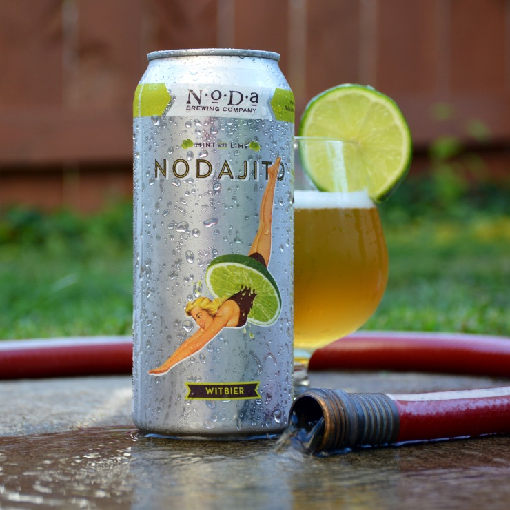 noda brewing-nc beer-noda-nodajito-wit-beer-craft beer-beertography