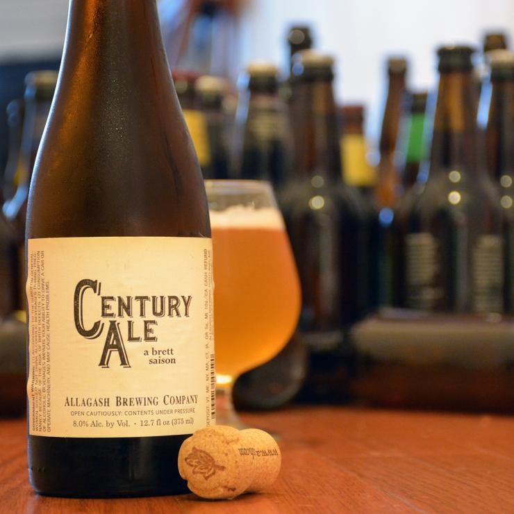 allagash-century ale-saison-beer-craft beer-beertography