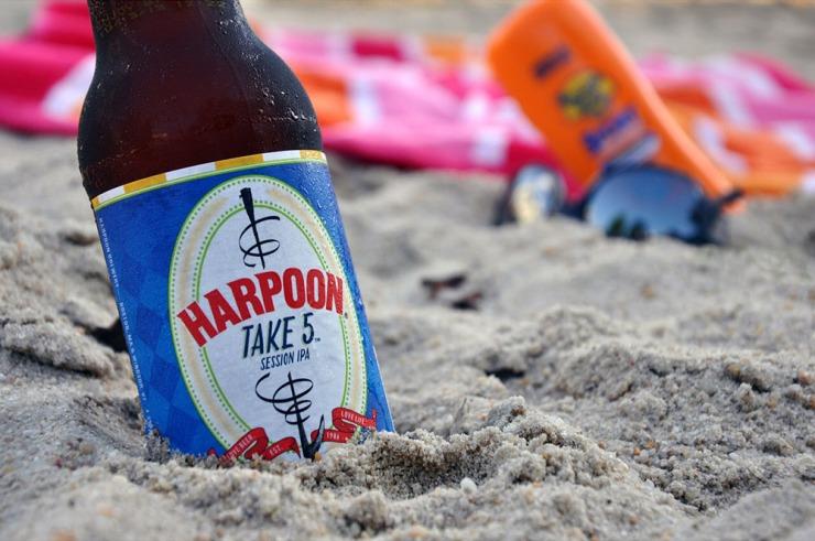 harpoon-take 5-session IPA-IPA-beer-craft beer-beertography