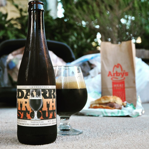 boulevard-dark truh-stout-beer-craft beer-beertography