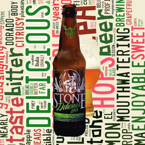 stone brewing-delicious ipa-india pale ale-gluten free beer-beer-craft beer-beertography