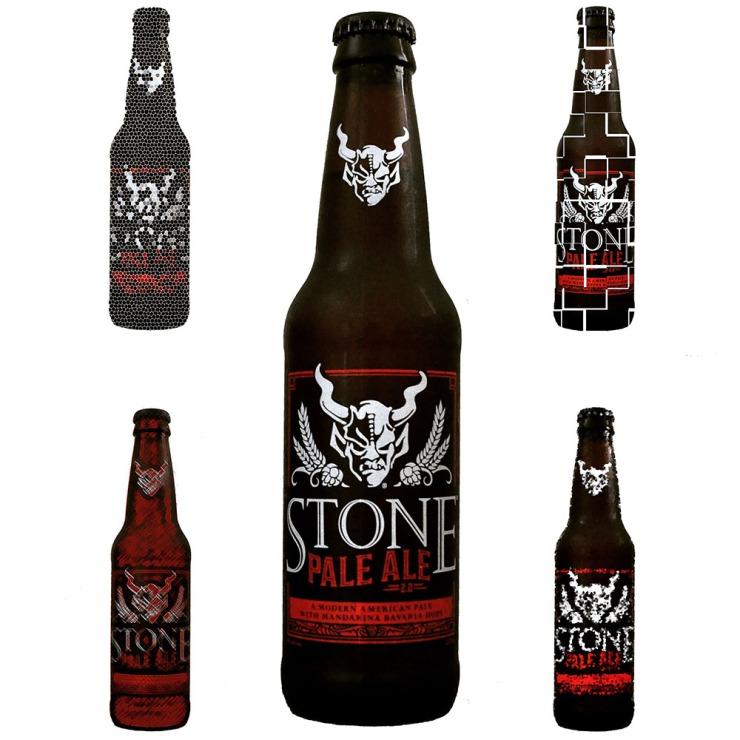 stone brewing-pale ale-beer-craft beer-beertography