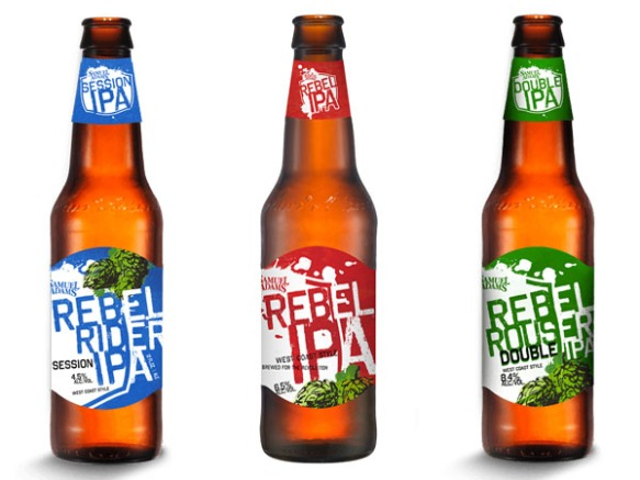 rebel beers