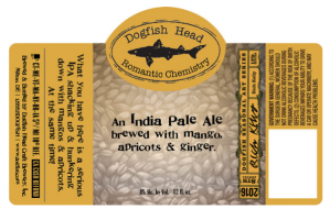 Dogfish's new entry in 2016.