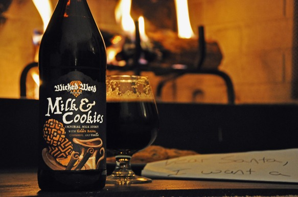 wicked weed-milk and cookies-porter-winter-christmas-beer-craft beer-beertography_WEB