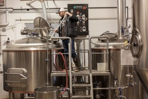 Under direction of Michael Francis, employees at Payette Brewing Co. are paying more attention to safety. Photo courtesy Payette Brewing Co.