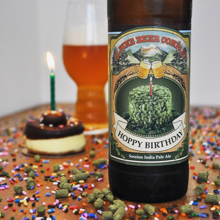 alpine brewing-hoppy birthday-ipa-india pale ale-beer-craft beer-beertography_web